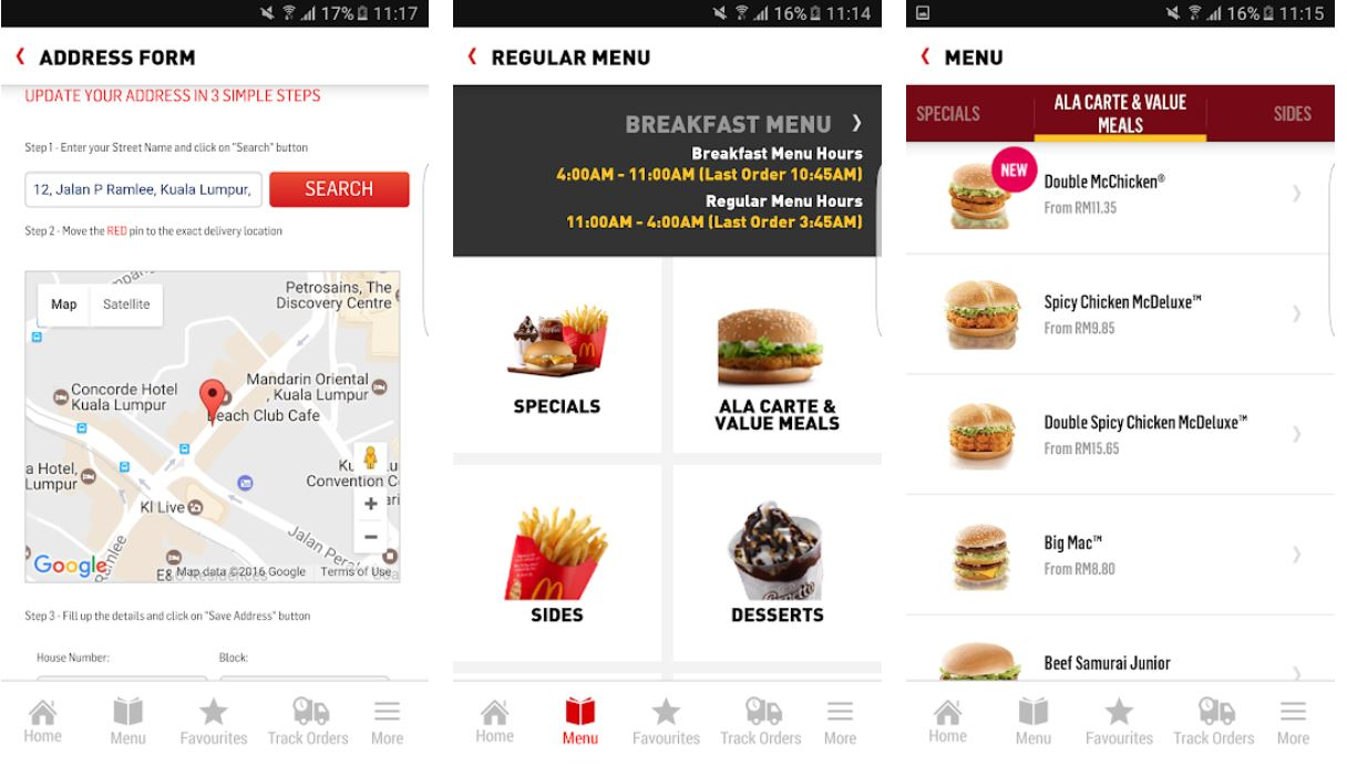 3 Cara Order Mcd Delivery Online Telefon Aplikasi