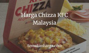 Harga Chizza KFC Malaysia