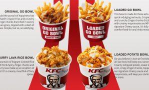 Harga Loaded Potato KFC