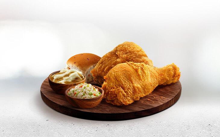 Harga Snack Plate KFC di Malaysia Terbaru