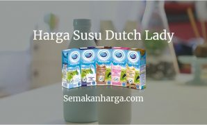 Harga Susu Dutch Lady