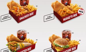 KFC Super Jimat Box