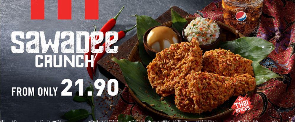 Menu KFC dan Harga di Malaysia