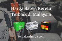 Harga Bateri Kereta