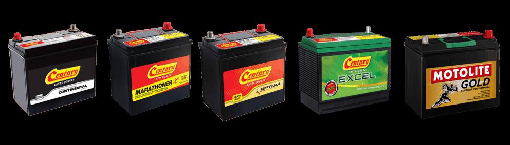Harga Bateri Kereta Century