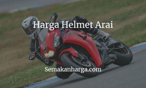 Harga Helmet Arai
