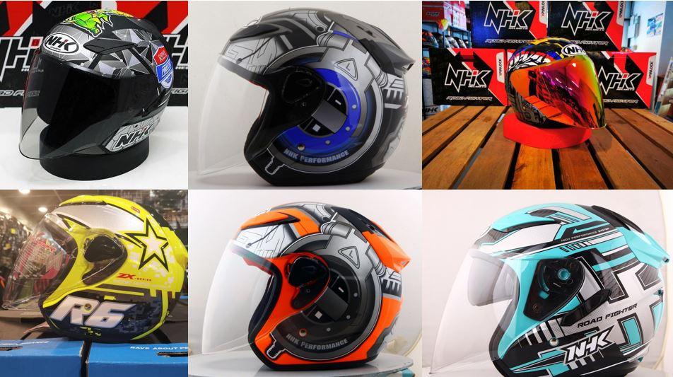 Harga Helmet NHK Malaysia