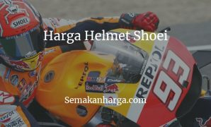 Harga Helmet Shoei