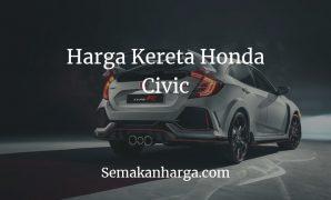 Harga Kereta Honda Civic
