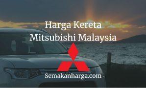 Harga Kereta Mitsubishi