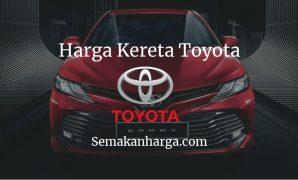 Harga Kereta Toyota