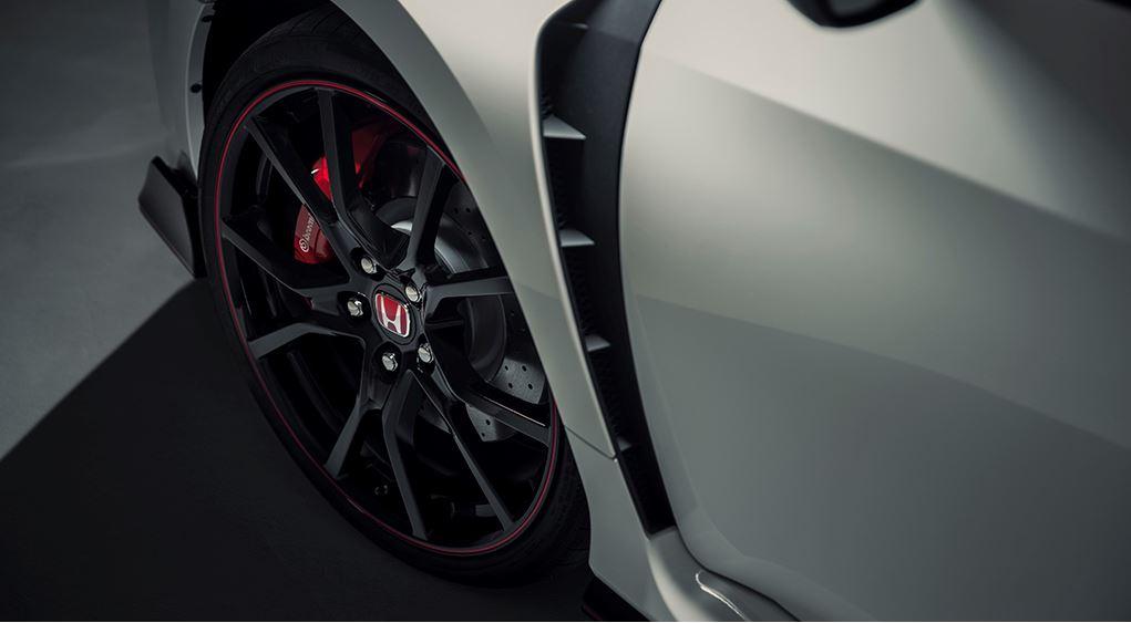 Velg Honda Civic R